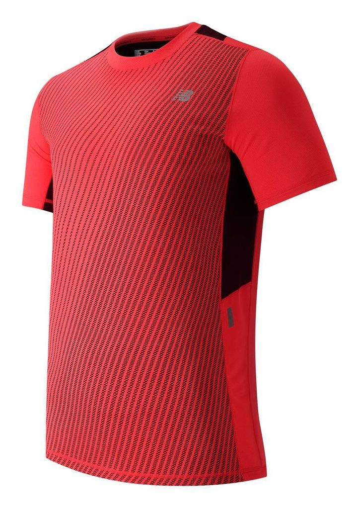 New Balance NB Ice Short Sleeve Men's Apparel Outlet MT53224FLM