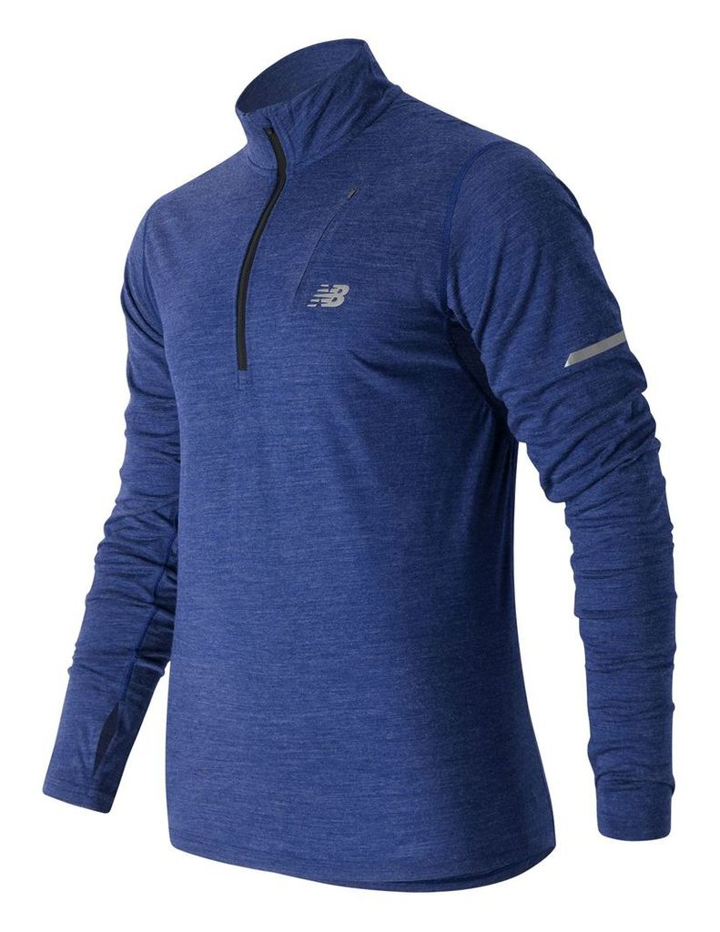 New Balance Performance Merino Half Zip Men's Performance MT63206MBH