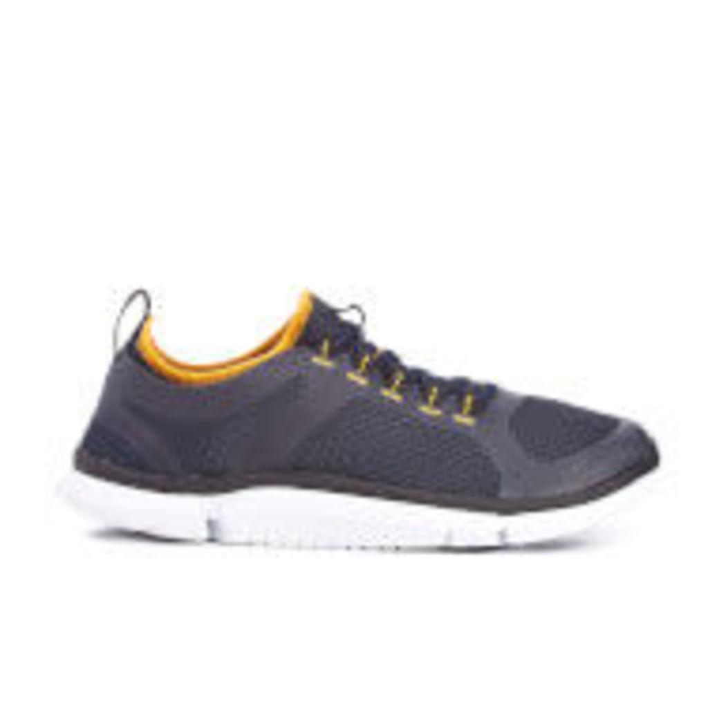 Clarks Men's Triken Active Runner Trainers - Navy - UK 8