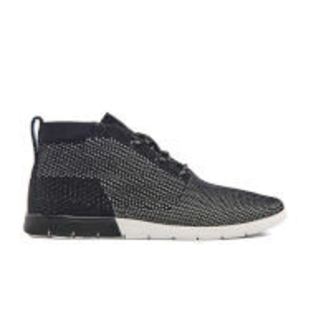 UGG Men's Freamon Hyperweave Treadlite Mid Trainers - Black - UK 7