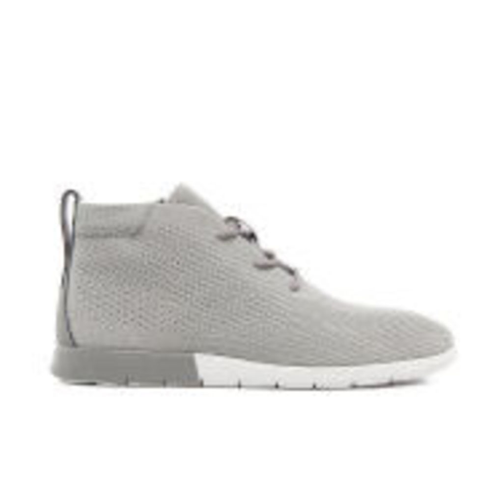 UGG Men's Freamon Hyperweave Treadlite Mid Trainers - Seal - UK 8