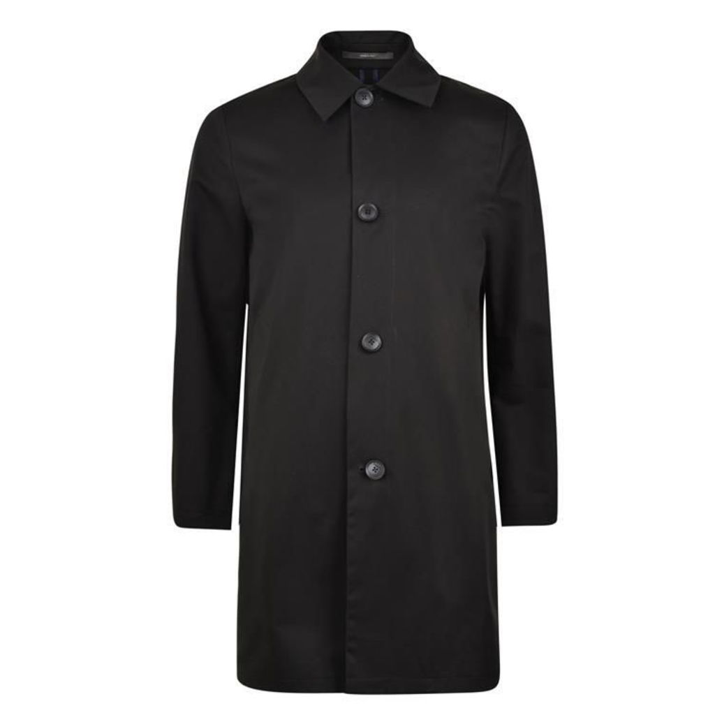 PAUL SMITH LONDON Cotton Overcoat