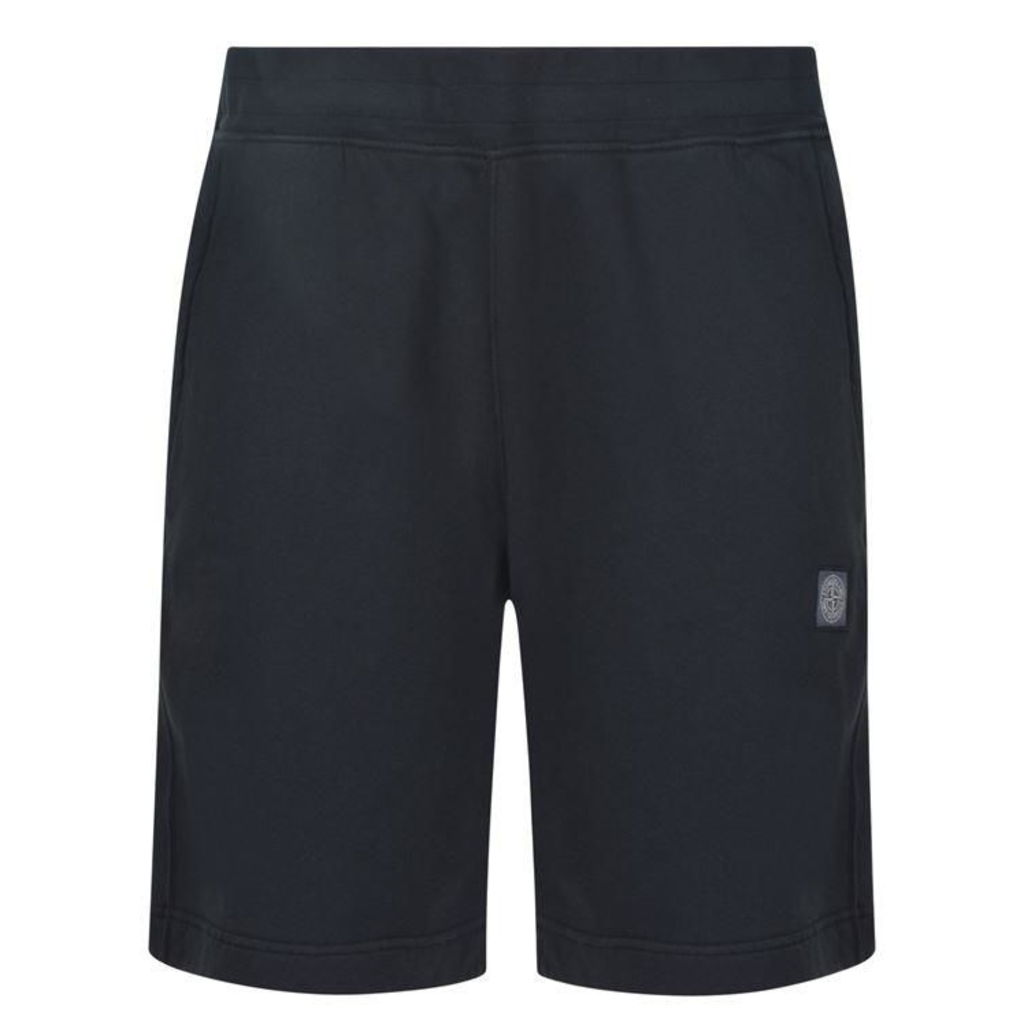 STONE ISLAND Patch Sweat Shorts