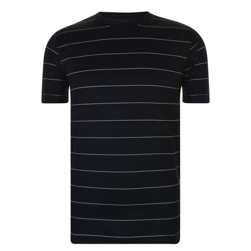 PS BY PAUL SMITH Striped Crew Neck T Shirt