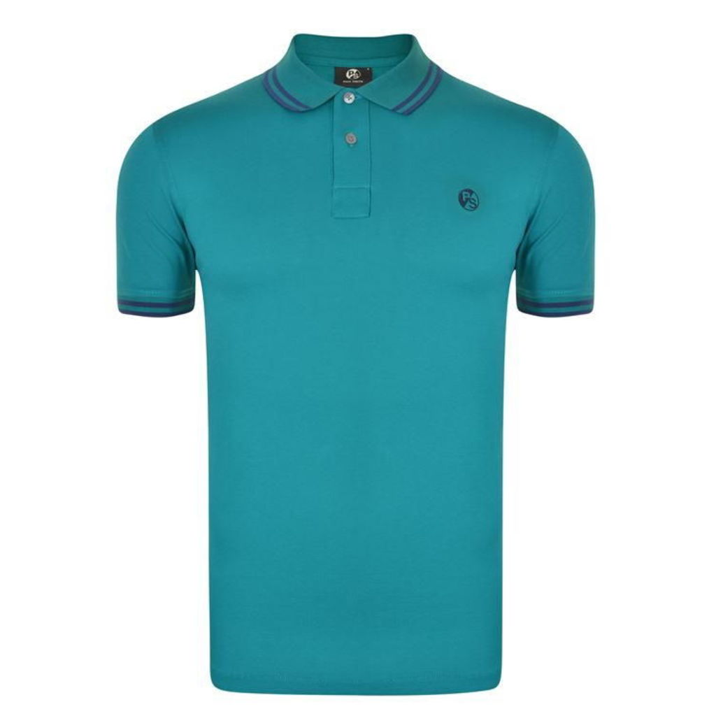 PS BY PAUL SMITH Slim Fit Polo Shirt