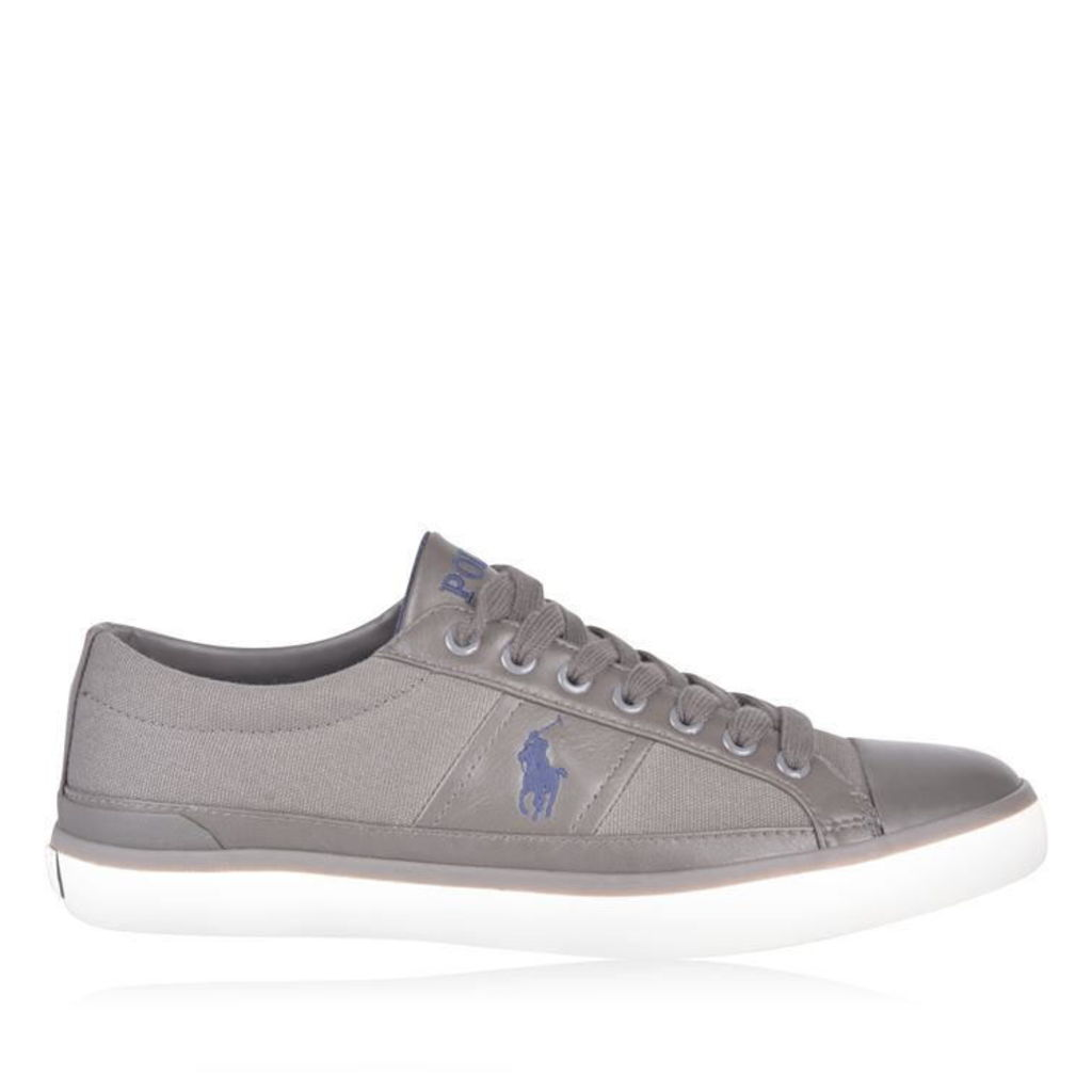 POLO RALPH LAUREN Churston Canvas Trainers