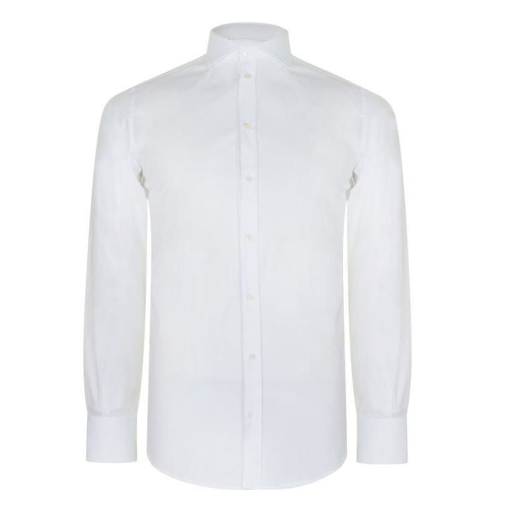 DOLCE AND GABBANA Gold Fit Stretch Shirt