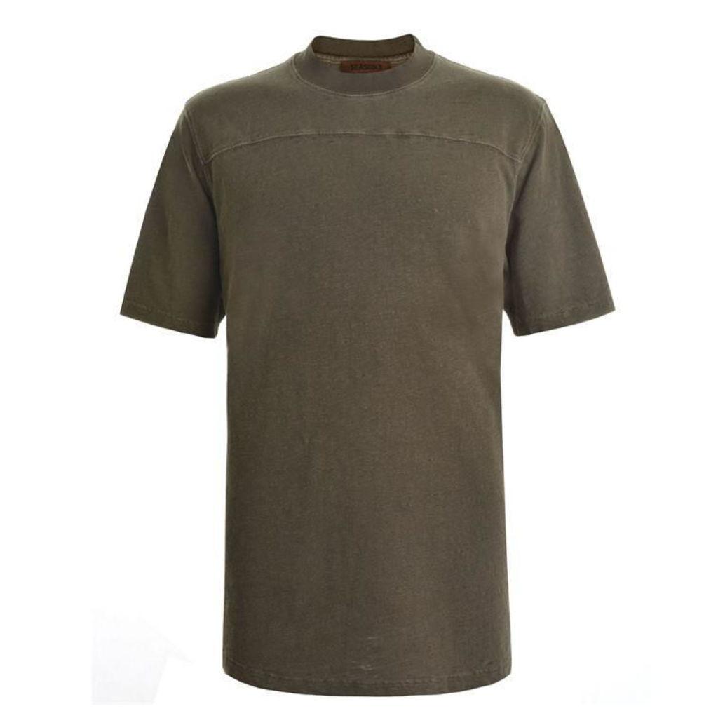 YEEZY College Slub Knit T Shirt
