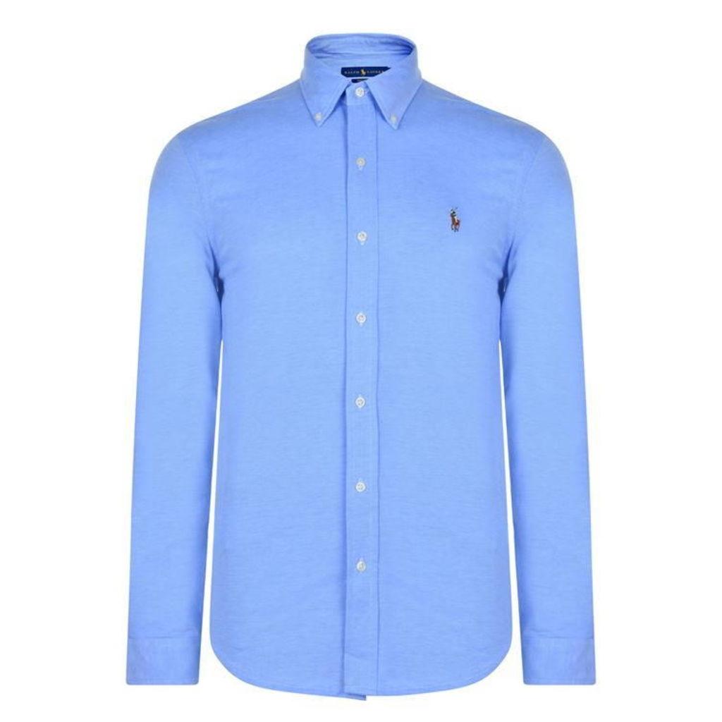 POLO RALPH LAUREN Pique Oxford Shirt