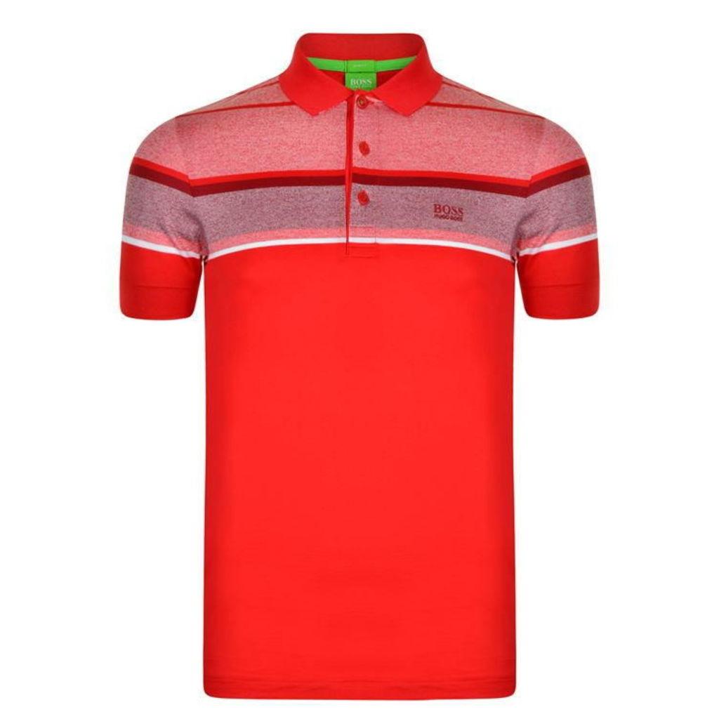 BOSS GREEN Paule Slim Fit Polo Shirt
