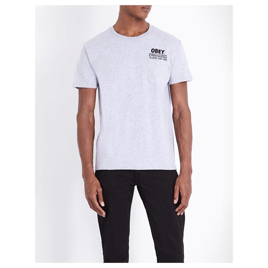 Black Cat jersey T-shirt