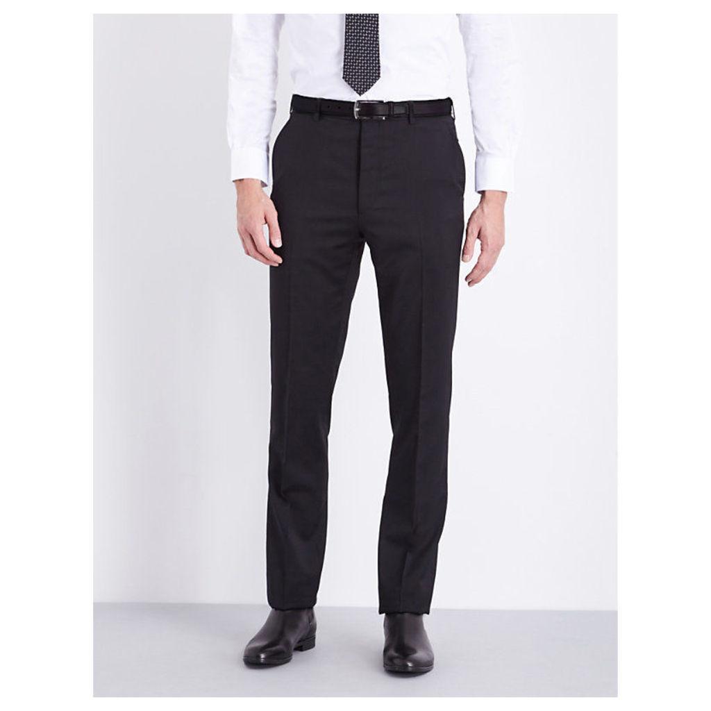 Ralph Lauren Purple Label Anthony wool trousers, Mens, Size: 02/02/1900, Black