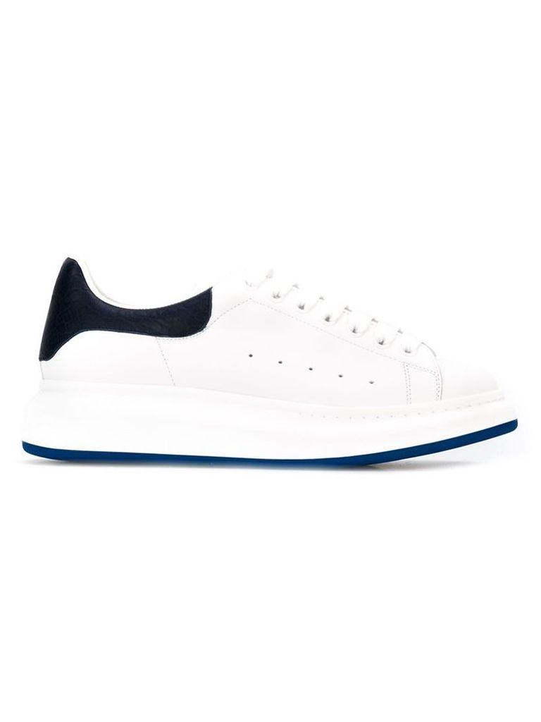 Alexander McQueen oversized sneakers, Men's, Size: 44, White