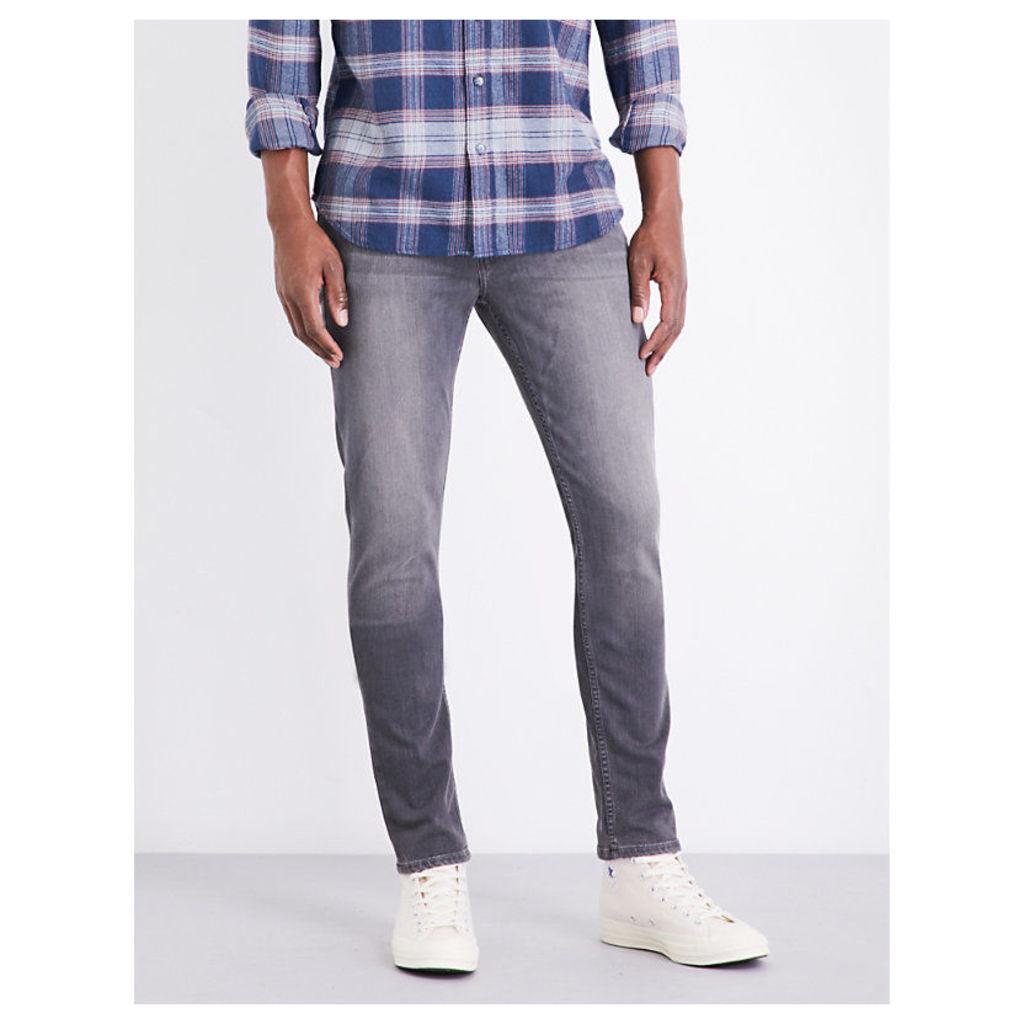 Croft slim-fit mid-rise skinny jeans