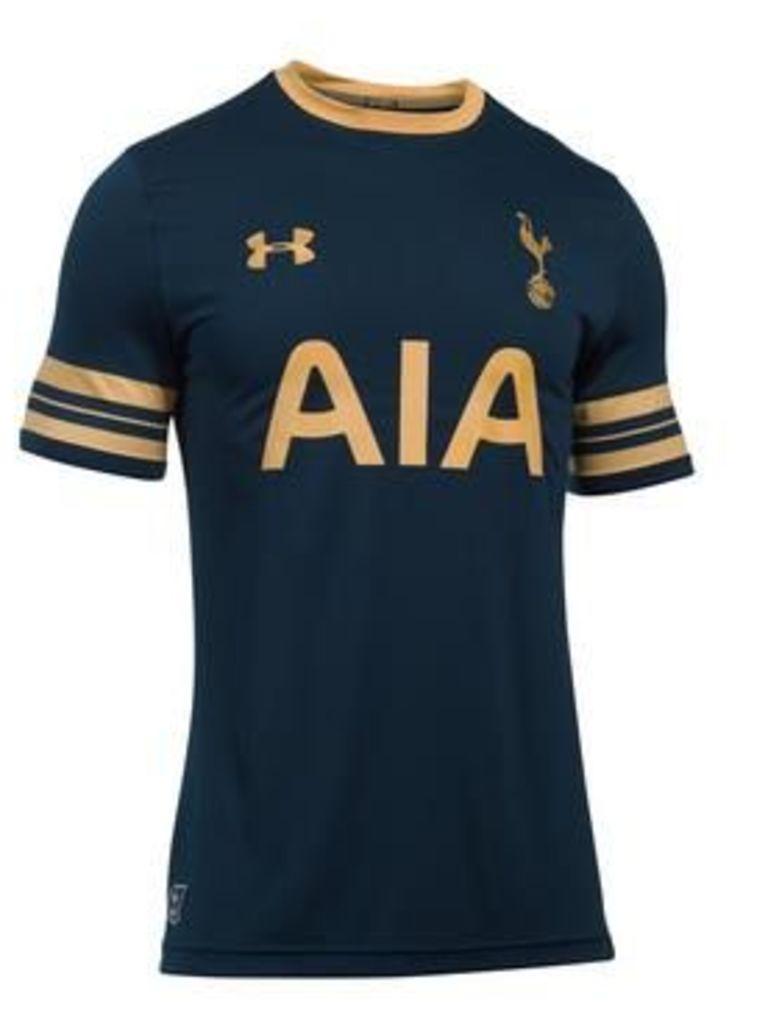 Under Armour Tottenham Mens 16/17 Away Replica Shirt