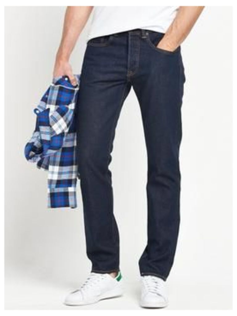 Levi'S 501 Customised And Tapered Jeans