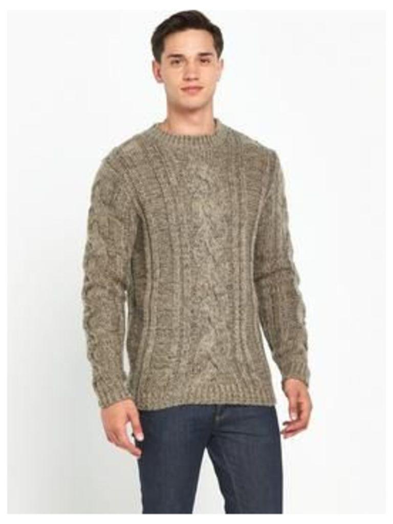 Bellfield Kilmore Knitted Jumper