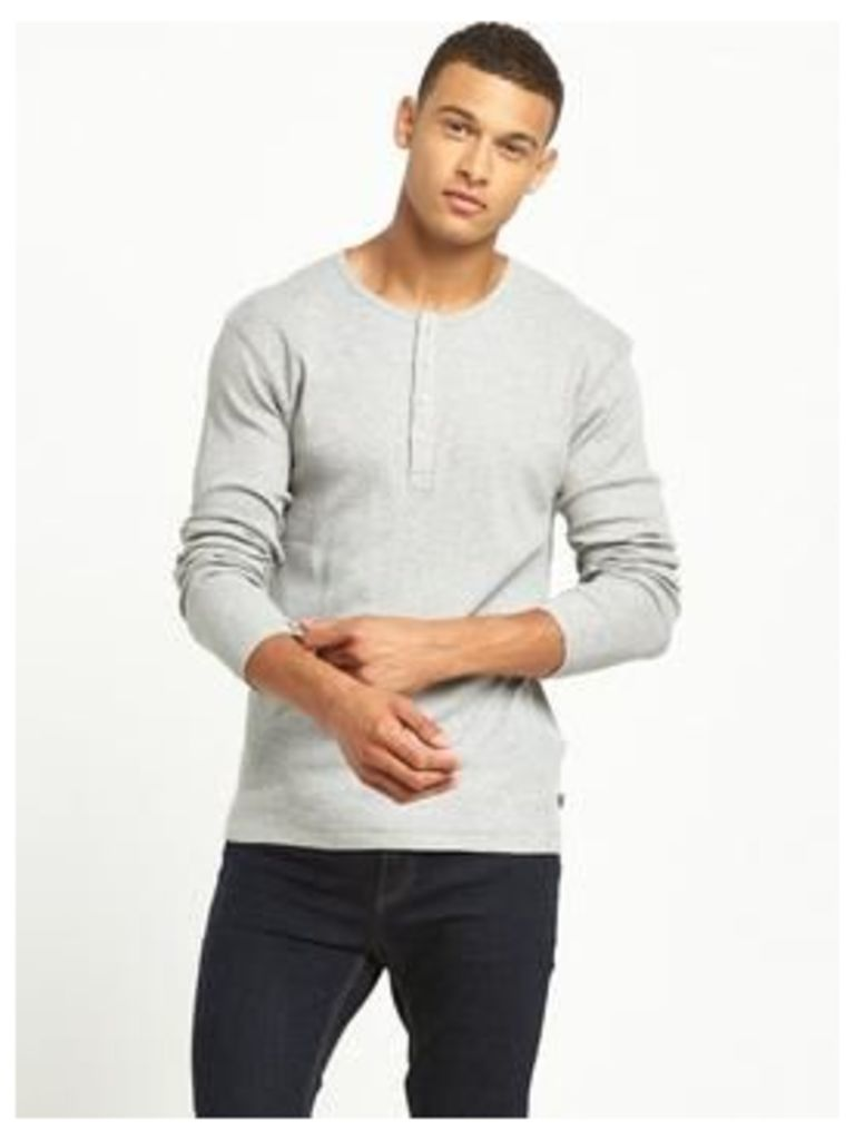 Only & Sons Only And Sons Grandad Top
