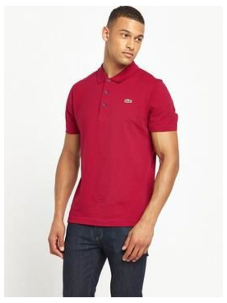 Lacoste Sport Short Sleeved Polo