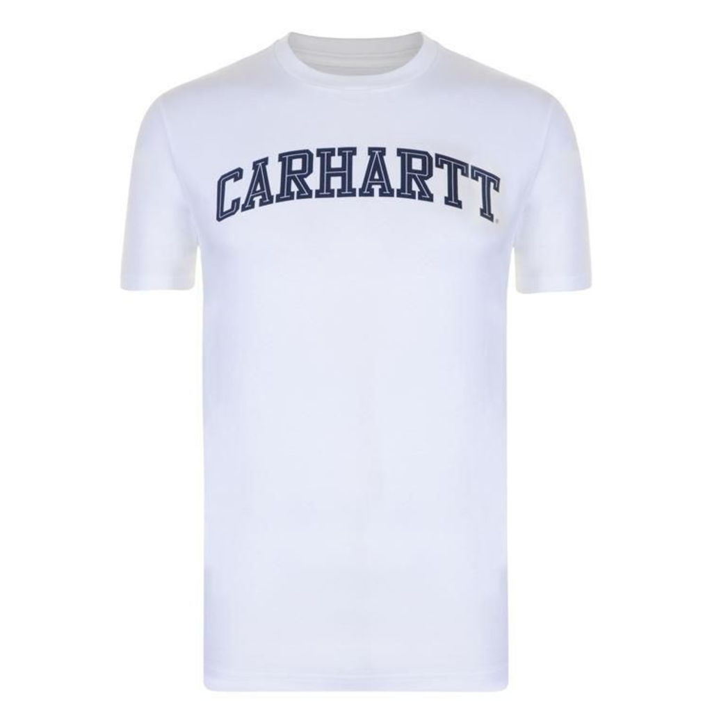 CARHARTT Short Sleeved Yale T Shirt
