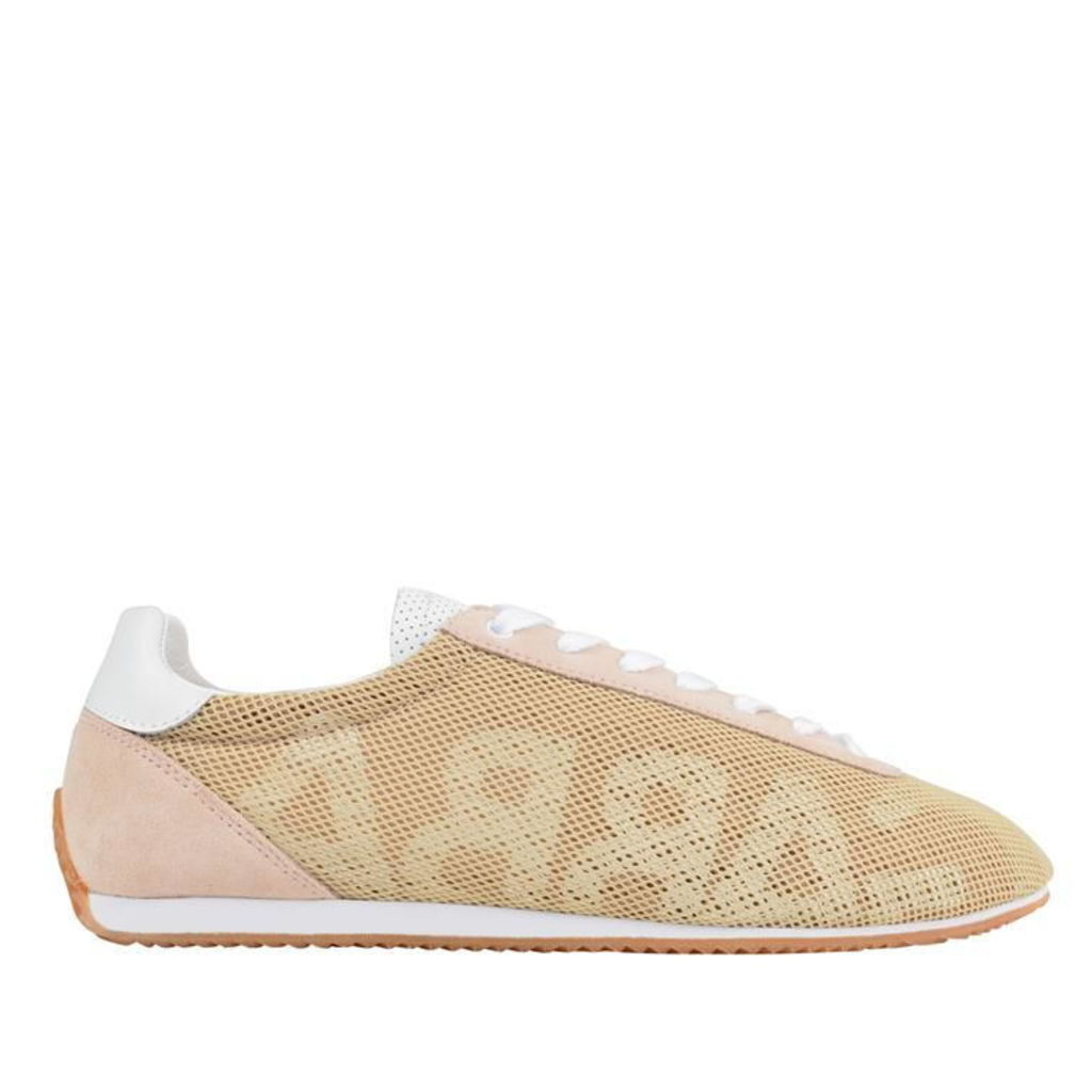 DOLCE AND GABBANA Lightweight Mesh Trainers