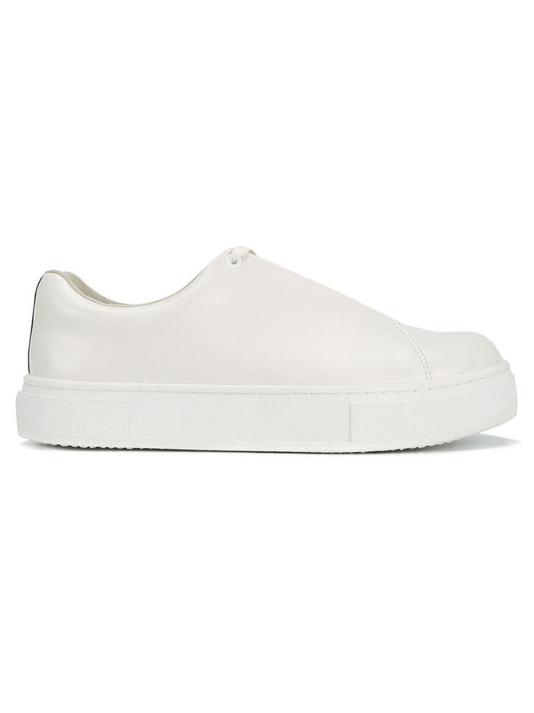 Eytys Doja low-top sneakers, Men's, Size: 40, White