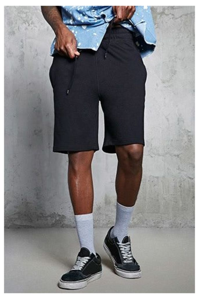 Heathered French Terry Shorts
