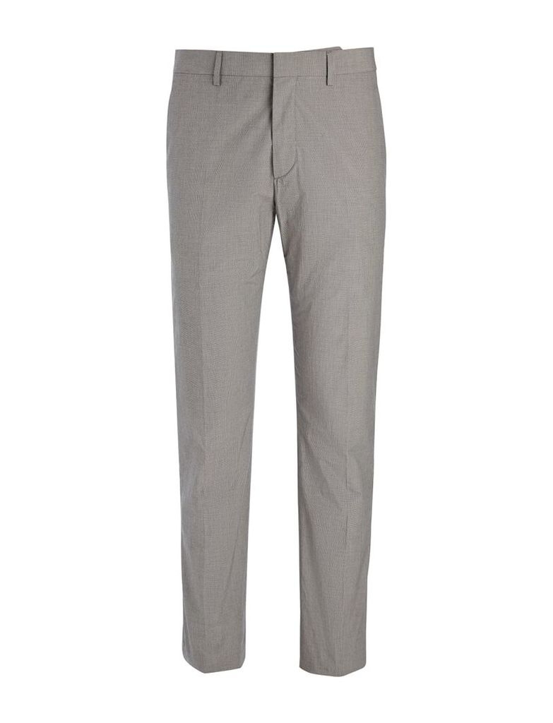 Cotton Suiting Jack Trouser in Grey