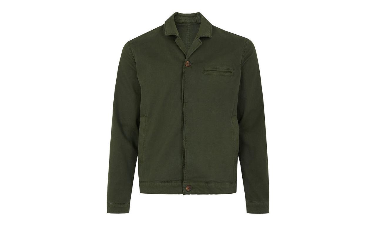 Cotton Battle Jacket