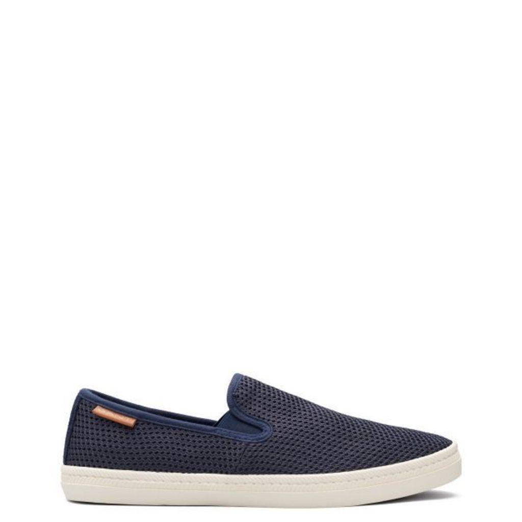 Delray Slip-on Mesh Sneakers - Marine