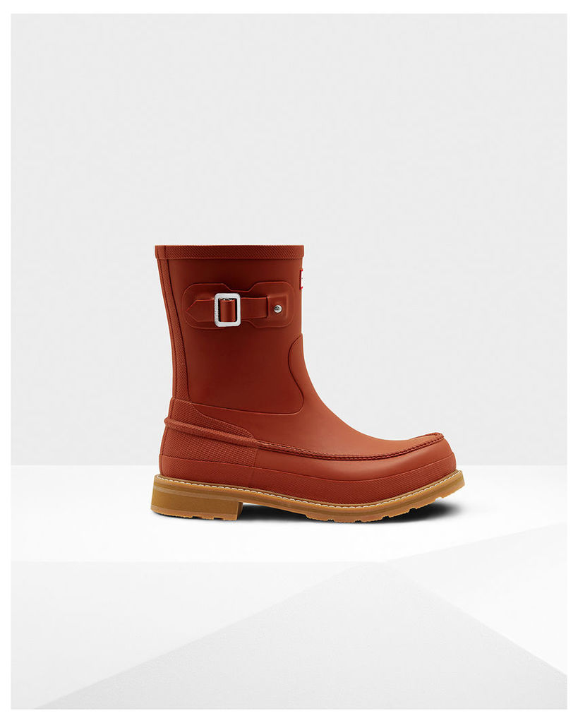 Men's Original Moc Toe Short Wellington Boots