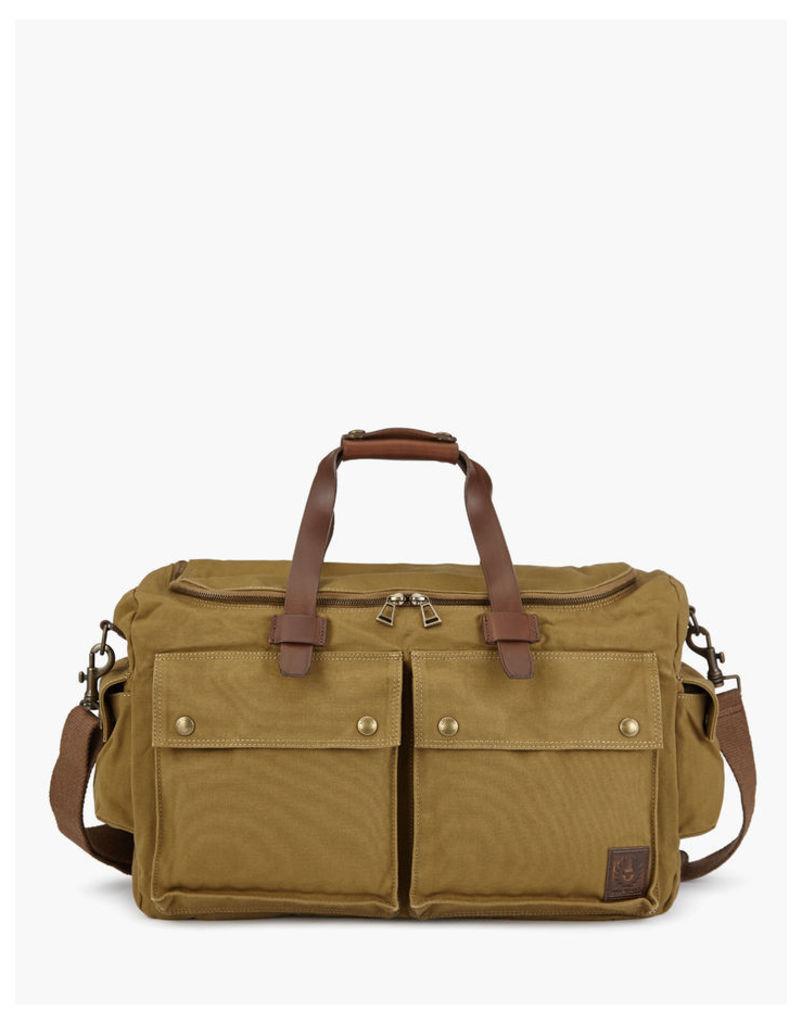 Belstaff Weekender Bag - Magnum Khaki