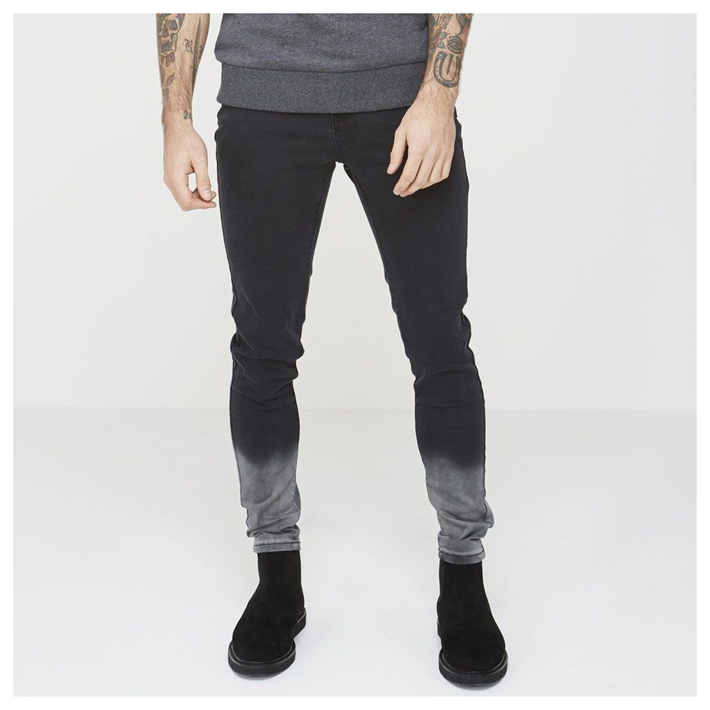 Maniere De Voir; Faded Jean - Black