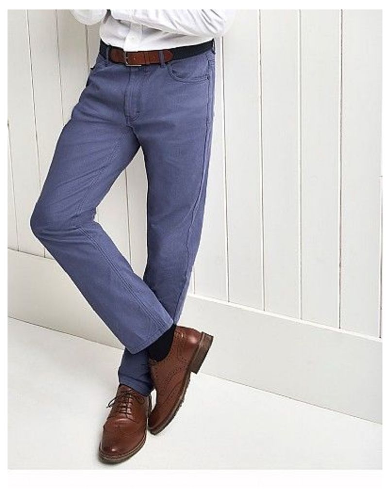Earlswood 5 Pocket Straight Fit Trouser
