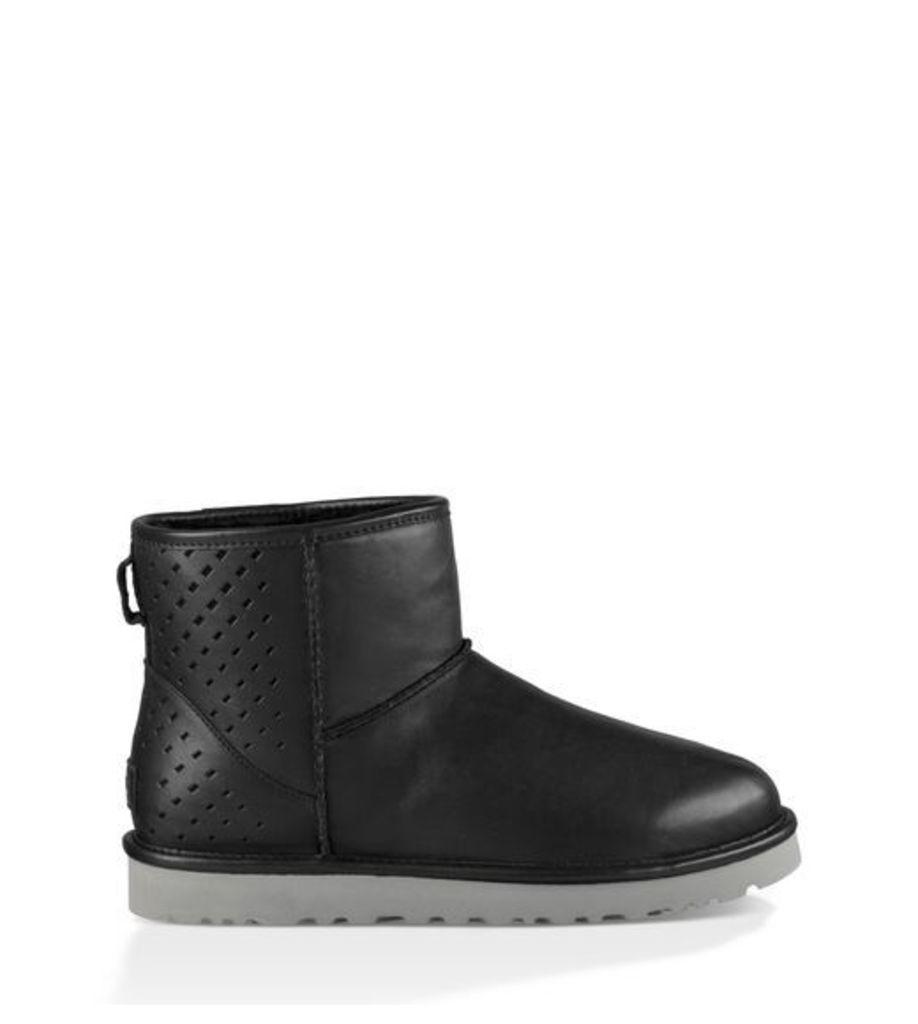 UGG Classic Mini Gradient Perf Mens Boots Black 11