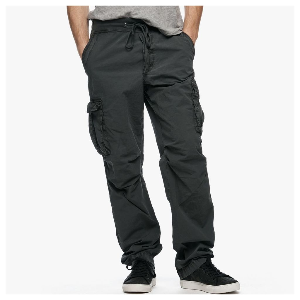 STRETCH POPLIN CARGO PANT - ONLINE EXCLUSIVE