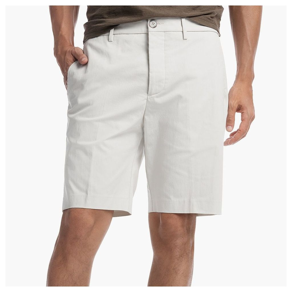 MICRO TWILL TAILORED SHORT