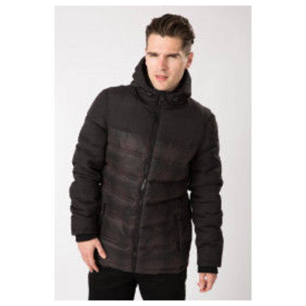 Threadbare Worcester Check Jacket - Red