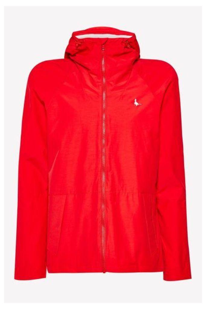 OVERDENE RAIN MAC BRIGHT RED