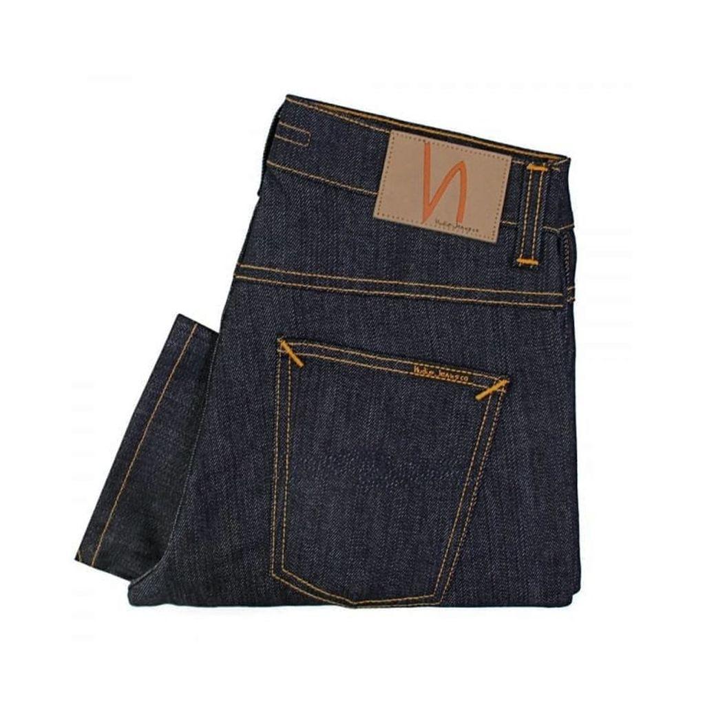 Nudie Jeans Dude Dan Dry Classic Navy Jeans 112441