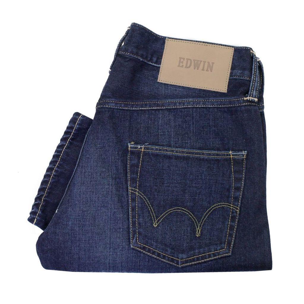 Edwin ED-55 Deep Blue Denim Jeans I022499120
