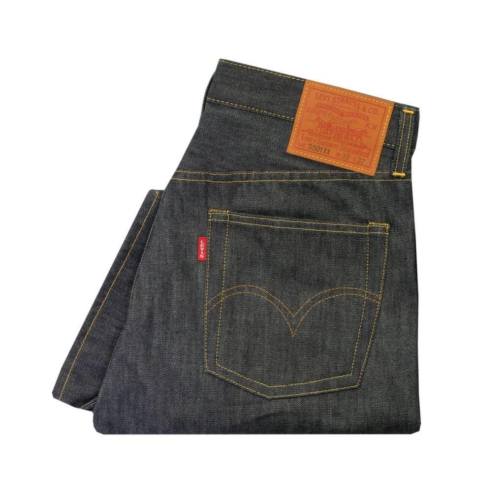 Levi's Vintage 1944 501 Shrink to Fit Denim Jeans 44501-0068