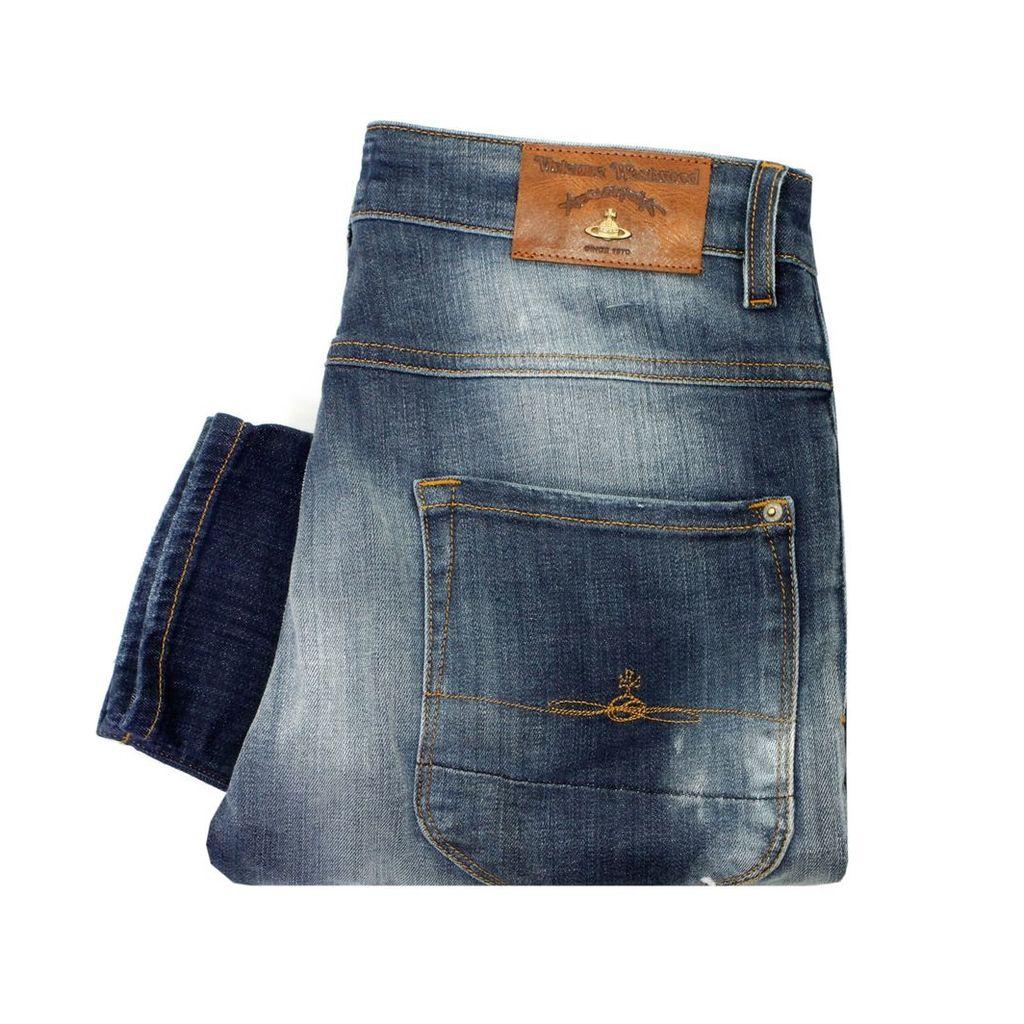 Vivienne Westwood Don Karnage Denim Jeans DS0IW8