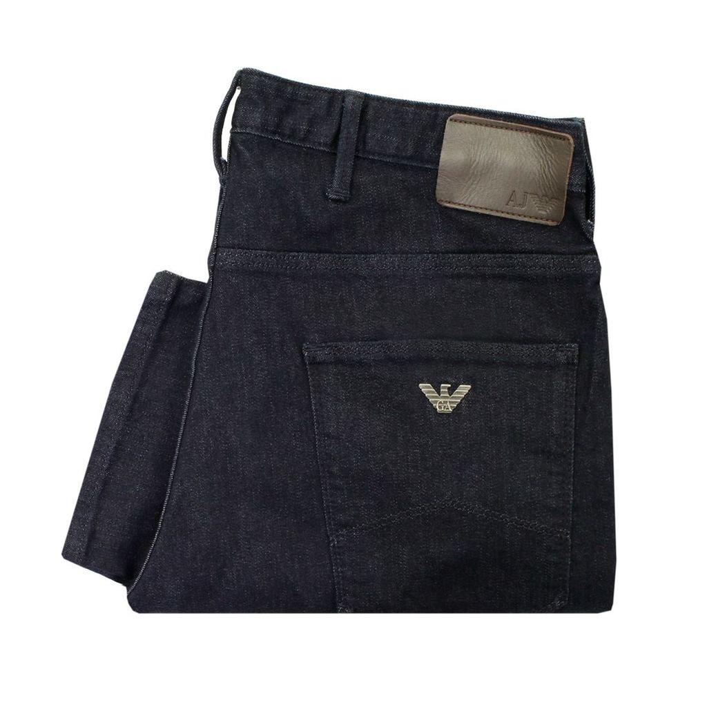 Armani Jeans J06 Denim Indigo Jeans 8N6J06