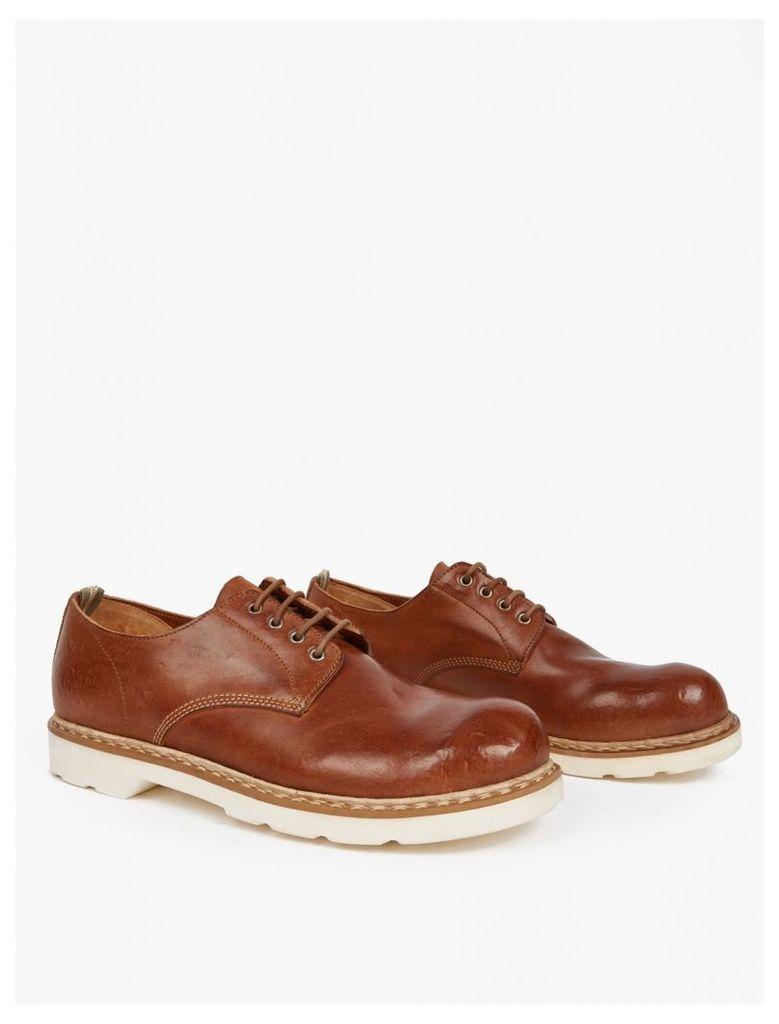 Brown Marais Leather Shoes