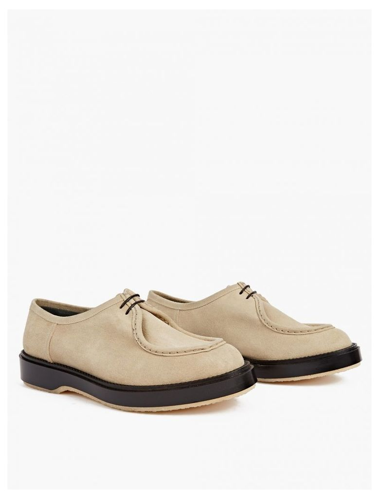 Sand Waxed Suede Type 80C Shoes