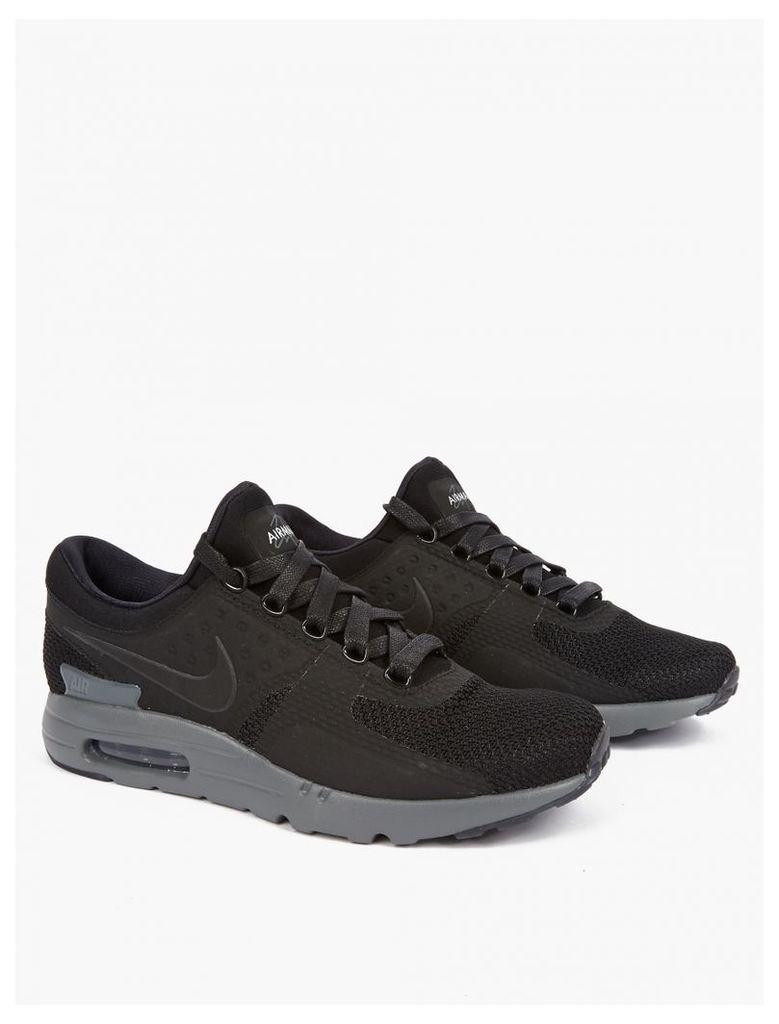 Black Air Max Zero Sneakers