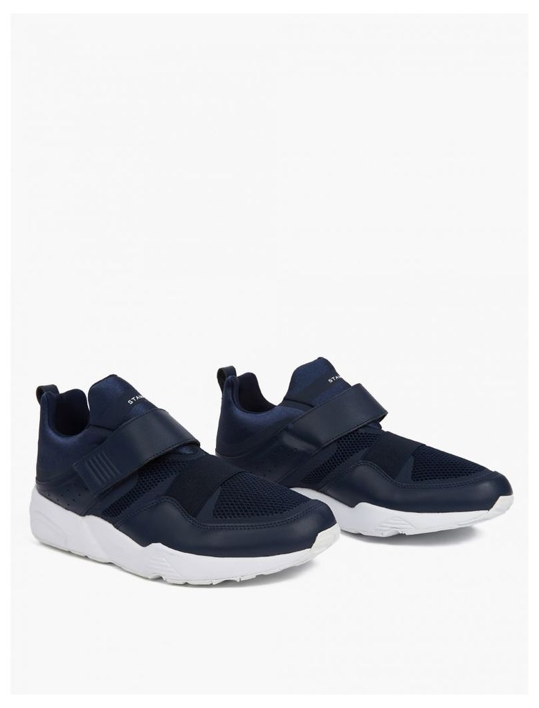 x Stampd Blaze Of Glory Strap Sneakers