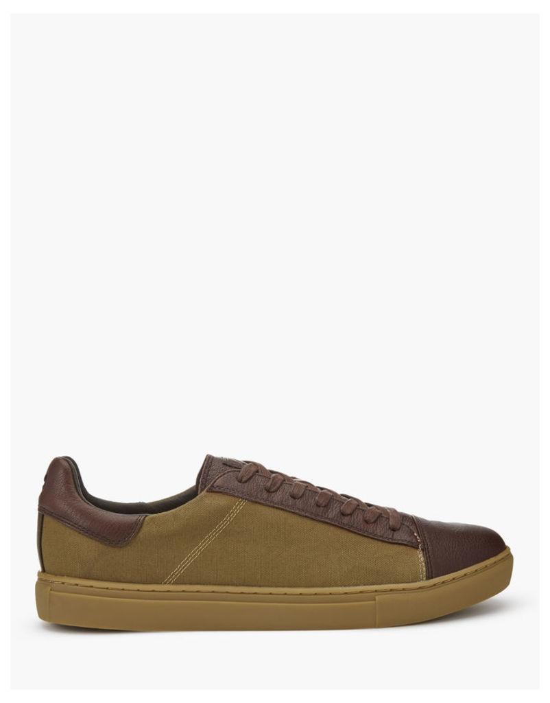 Belstaff Wanstead Sneakers Khaki