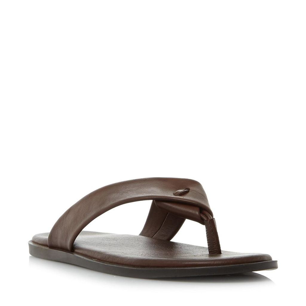 Ignite Leather Toe Post Sandal